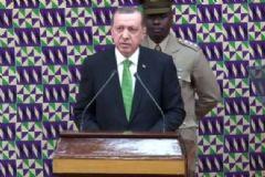 Cumhurbaşkanı Erdoğan Gana'da BM'yi Eleştirdi: Dünya 5'ten Büyüktür!