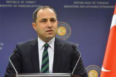 Türkiye'den Rusya'ya Yanıt: Ciddiye Alınacak Tarafı Yok