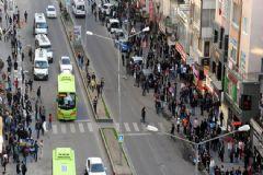 Sur'a Yürüyen HDP'liler Slogan Attı: 'Savaş İstiyoruz'