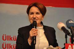 Meral Akşener Aksaray'da Kongre Çağrısında Bulundu