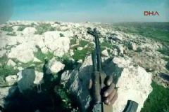 Suriye Ordusu Milisi Kendi Ölümünü Saniye Saniye Görüntüledi