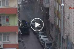 Bayrampaşa'da 2 Kadın Teröriste Yönelik Operasyon