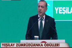 Cumhurbaşkanı Erdoğan: 'Suriye'nin Kuzeyine Yeni Şehir Kuralım'