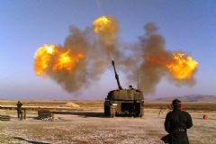 TSK IŞİD Hedeflerini Fırtına Obüsleriyle Vurdu