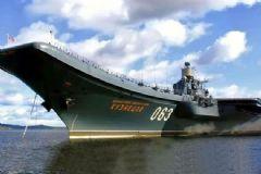 Rusya Suriye'ye Uçak Gemisi Gönderiyor
