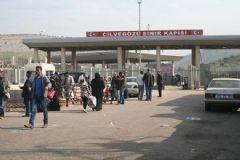 Cilvegözü Sınır Kapısı Geçişlere Kapatıldı