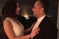 Ozan Çolakoğlu Gülşen Çifti Nişanlandı