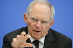 Alman Maliye Bakanı Schaeuble'dan Türkiye Açıklaması