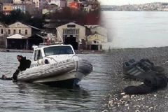 Haliç'te Topu Denize Kaçan Çocuk Hayatını Kaybetti
