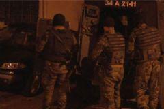 İstanbul'da Terör Operasyonu: 3 Gözaltı