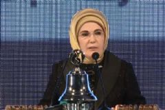 Emine Erdoğan: Toplumsal Cinsiyet Eşitliği Geleceğimiz İçin Bir Umuttur