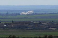 Kilis Sınırında Konuşlu Obüsler IŞİD Hedeflerini Vurmaya Devam Ediyor