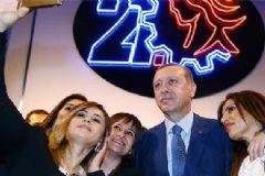 Erdoğan: Kadını En Yüksek Seviyeye Çıkaran Anneliktir