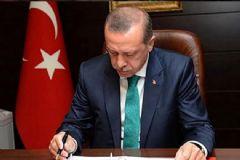 Cumhurbaşkanı Erdoğa'dan YÖK Üyeliklerine Atama