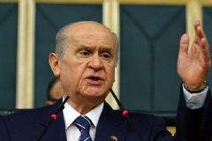Bahçeli'den Anayasa Açıklaması: 'Türksüz Anayasa Ölüm Demektir'