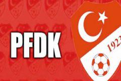 PFDK'dan Beşiktaş ve Galatasaray'a Ceza!
