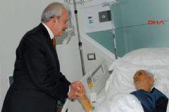 Kılıçdaroğlu, Muharrem İnce'nin Babasını Ziyaret Etti