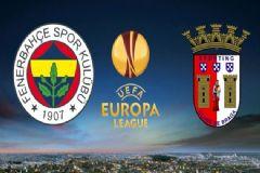 Fenerbahçe-Braga Maçı Saat Kaçta, Hangi Kanalda Yayınlanacak?