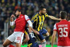 Fenerbahçe Avantajı Eline Geçirdi