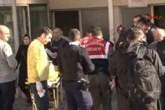 İstanbul'da Hastaneden Mahkum Kaçırıldı