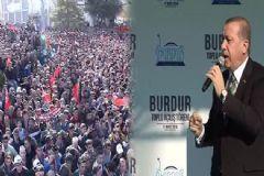 Erdoğan: Bunların Hepsi Sahtekar Bütün Hileleri Ortaya Çıkıyor