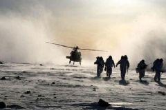 TSK'dan Açıklama: Tendürek Dağı'nda PKK Sığınakları Ele Geçirildi