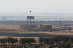 Suriye'den Atılan Roket Mermisi Jandarma Lojmanına Düştü