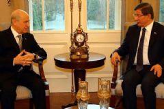 Başbakan Ve MHP Lideri Çankaya Köşkü'nde Görüştü