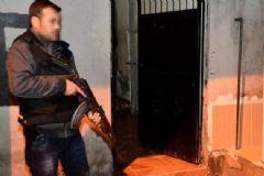 Adana Merkezli Silah Kaçakçılığı Operasyonu: 20 Gözaltı