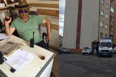 Trabzon'da Cinnet Getiren Polis Memuru Dehşet Saçtı