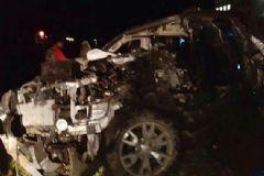 Nusaybin'de Polis Aracı İle Askeri Zırhlı Araç Çapıştı: 1 Şehit 7 Yaralı