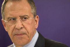 Lavrov: Suriye'deki Krizi Çözme Çabalarını Boşa Çıkarıyor