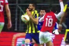 Braga - Fenerbahçe Maçında Hırvat Hakemden Skandal Karar