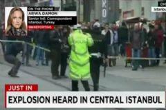 Dünya Basını İstiklal Caddesi'ndeki Patlamayı Böyle Duyurdu