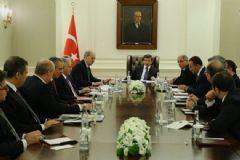 Dolmabahçe'de Saldırıyla İlgili Kritik Toplantı