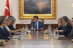 Dolmabahçe'deki Güvenlik Toplantısı Sona Erdi