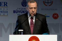 Cumhurbaşkanı Erdoğan: 'Bu Nasıl Düşünce Özgürlüğü'