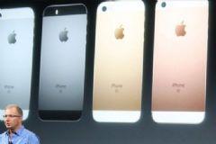 İPhone 5SE'nin Tanıtımı Yapıldı