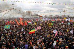 Diyarbakır'da Nevruza 4 Ayrı Soruşturma Başlatıldı