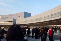 Toulouse Blagnac Havalimanı Bomba İhbarı Üzerine Boşaltıldı