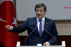 Davutoğlu: PYD De En Az DEAŞ Kadar Alçak Terör Örgütüdür