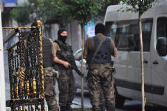 Siirt'te Terör Operasyonu: 14 Gözaltı