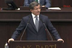 Davutoğlu: Teröre Gerçek Darbeyi Selamlaşmak Vuracak