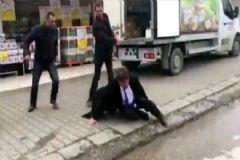 Düzce'de CHP İl Başkanı'na Saldıranlar Serbest Bırakıldı