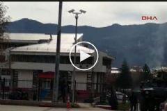 Tunceli'de DHKP-C'li Teröristler Polis Noktasına Saldırdı