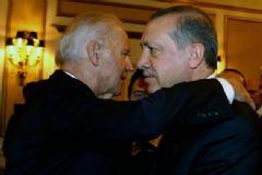 Biden, Erdoğan'ın Oteline Ziyarete Gitti, Boynuna Sarıldı