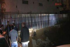 İstanbul'da 7 Katlı Bina Çöktü!