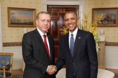 Erdoğan Obama İle Görüştü