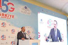 '4.5G Türkiye' Töreni Düzenlendi