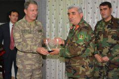 Genelkurmay Başkanı Akar Afganistan Ziyaretinde
